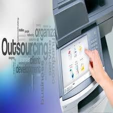 Impressora e outsourcing