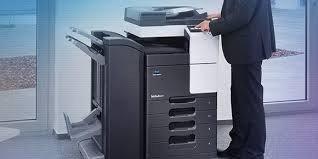 Locação de copiadoras e impressoras