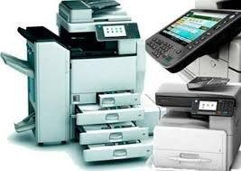 Serviço de locação de impressoras