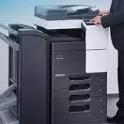 Empresa de locação de copiadoras